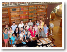 Africana Library, paper conservation, manuscripts